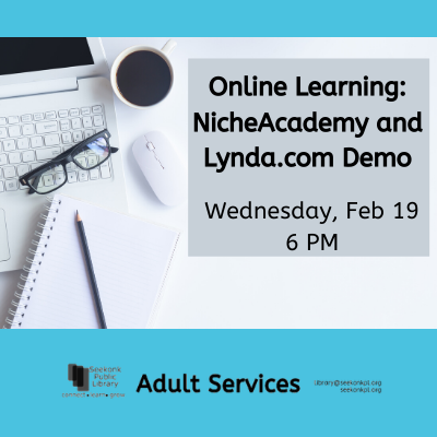 online learning demo image