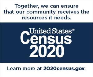 Census 2020: Shape Your Future