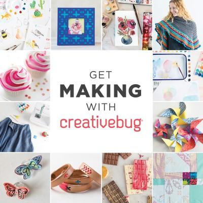 Introducing Creativebug
