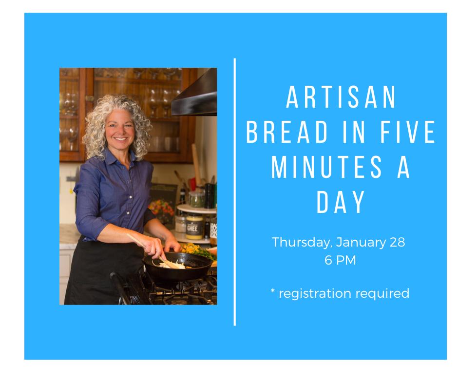 artisan bread prorgam image